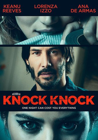 Knock Knock HDX Vudu - Digital Movies