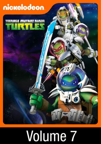 Teenage Mutant Ninja Turtles Season 7 HDX Vudu