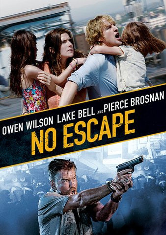 No Escape HDX UV - Digital Movies