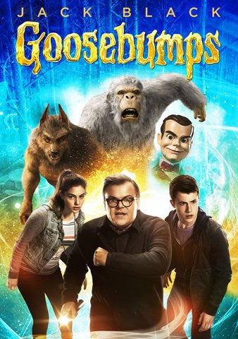 Goosebumps HDX UV - Digital Movies