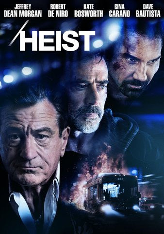 Heist HDX UV - Digital Movies