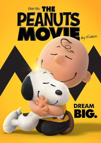 Peanuts Movie HDX UV OR iTunes - Digital Movies