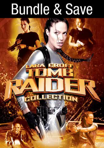 Lara Croft: Tomb Raider Double Feature HDX VUDU (IW)