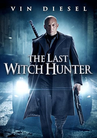 The Last Witch Hunter HD iTunes - Digital Movies