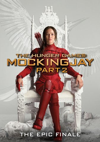 Mockingjay Part 2 HD iTunes - Digital Movies