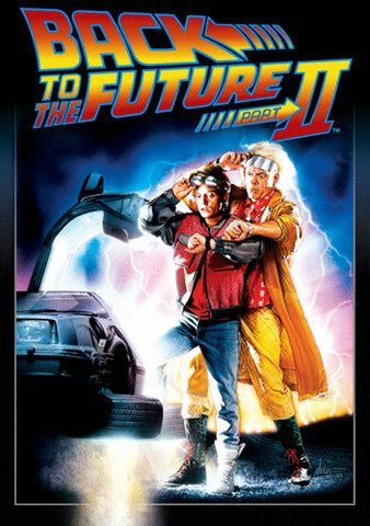 Back To The Future Part II HD iTunes - Digital Movies