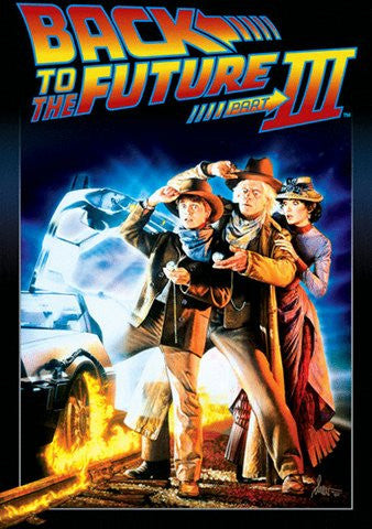 Back To The Future Part III HD iTunes - Digital Movies