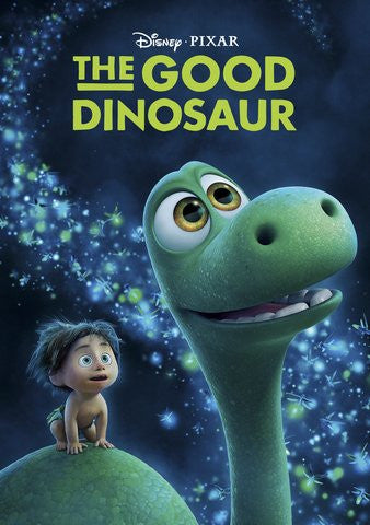 Good Dinosaur HDX Vudu, MA, OR iTunes