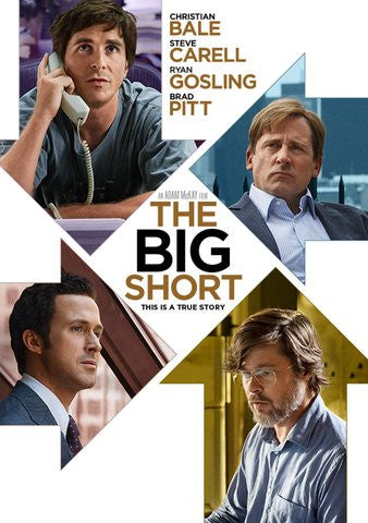 Big Short HD iTunes - Digital Movies