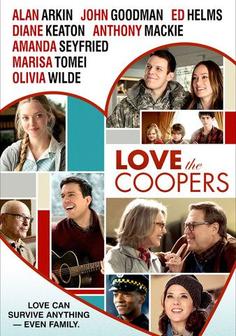 Love the Coopers HDX UV - Digital Movies