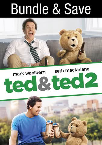 Ted & Ted 2 HDX VUDU IW (Will Transfer to MA & iTunes)