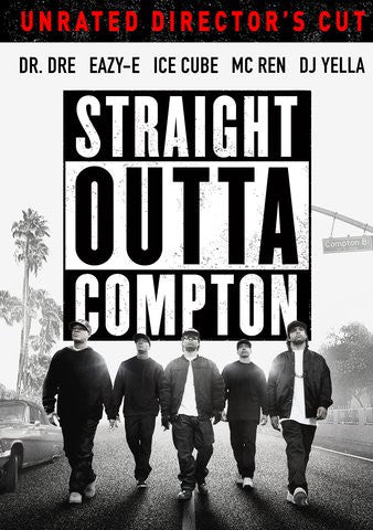 Straight Outta Compton (Unrated Director's Cut) HDX UV ONLY - Digital Movies
