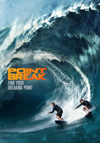 Point Break (2015) HDX UV - Digital Movies