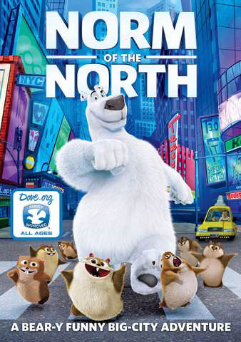 Norm of the North HDX UV - Digital Movies
