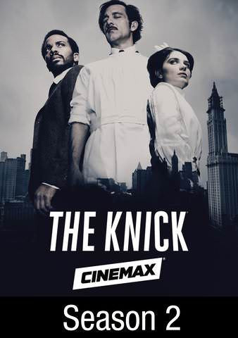 The Knick Season 2 HDX UV - Digital Movies