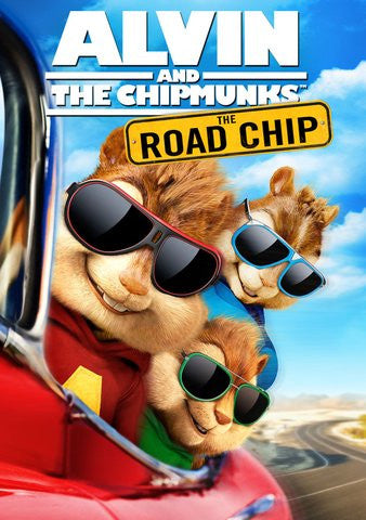 Alvin & The Chipmunks: Road Chip HDX UV OR iTunes - Digital Movies