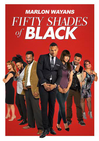 Fifty Shades of Black HDX UV - Digital Movies