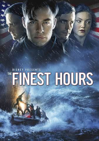 The Finest Hours HDX Vudu, iTunes, or MA
