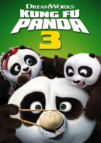 Kung Fu Panda 3 HDX UV or iTunes - Digital Movies