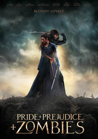 Pride And Prejudice And Zombies HDX VUDU or iTunes via MA