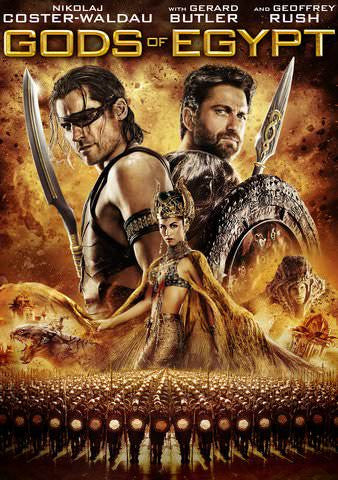 Gods of Egypt HDX UV - Digital Movies