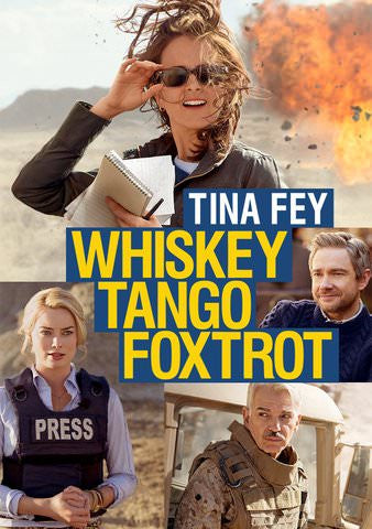 Whiskey Tango Foxtrot HDX UV - Digital Movies