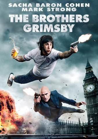 The Brothers Grimsby HDX UV