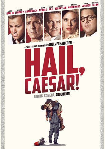 Hail Caesar! HD iTunes - Digital Movies
