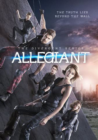 The Divergent Series: Allegiant SD UV