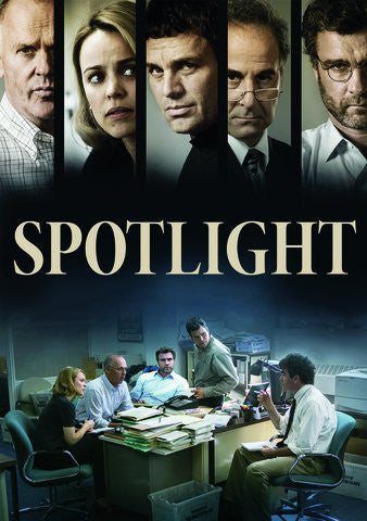 Spotlight HDX UV - Digital Movies