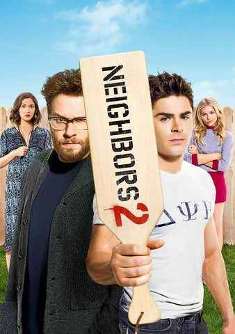 Neighbors 2: Sorority Rising HD iTunes