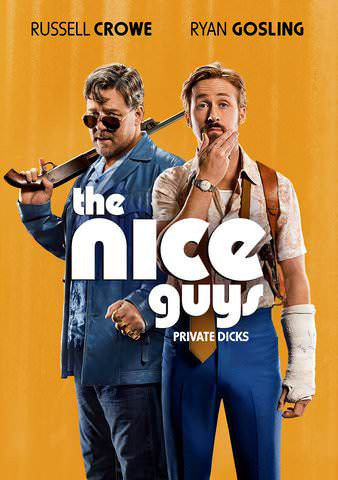 Nice Guys HDX UV - Digital Movies