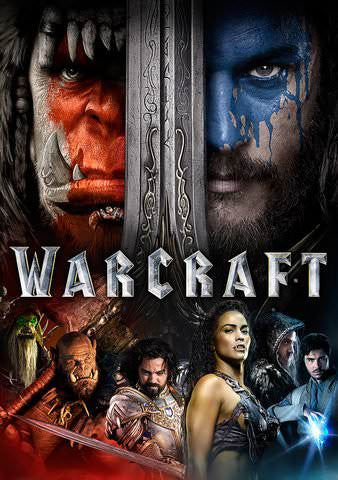 Warcraft HDX UV - Digital Movies