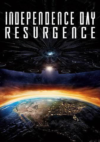 Independence Day: Resurgence HDX UV or iTunes - Digital Movies