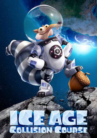 Ice Age Collision Course HDX UV or iTunes - Digital Movies
