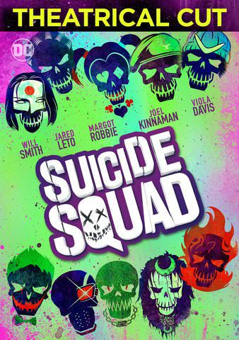 Suicide Squad 4K UHD (Coming Soon!)