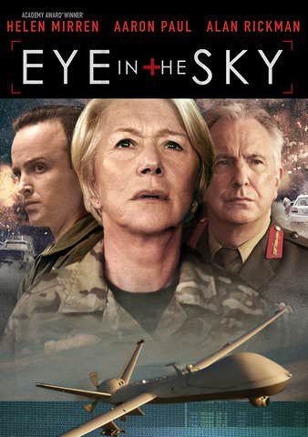 Eye In The Sky HDX UV - Digital Movies