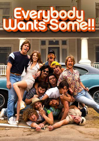 Everybody Wants Some!! HDX UV - Digital Movies