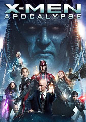 X-Men Apocalypse HDX VUDU or 4K iTunes