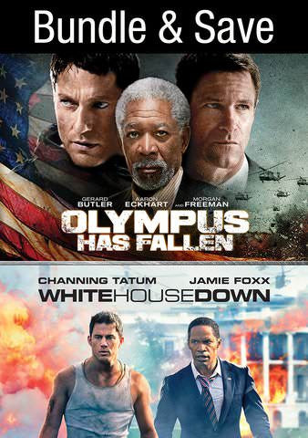 Olympus has Fallen / White House Down Combo SD UV - Digital Movies