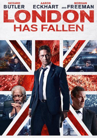London Has Fallen HDX UV