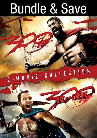 300 & 300: Rise of an Empire SD UV