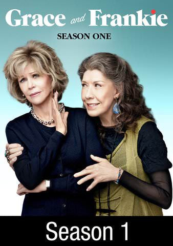 Grace and Frankie Season 1 SD UV