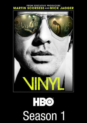 Vinyl Season 1 HD iTunes - Digital Movies
