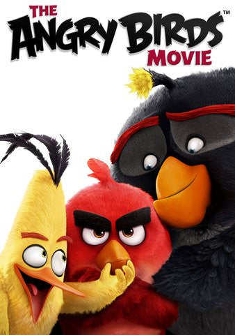 Angry Birds Movie HDX VUDU or iTunes via MA