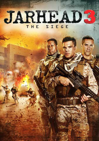 Jarhead 3: The Siege HDX UV