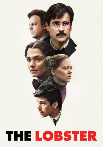 The Lobster SD UV - Digital Movies