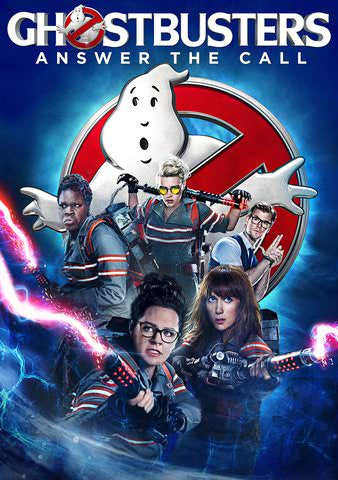 Ghostbusters (2016) HDX VUDU or iTunes via MA