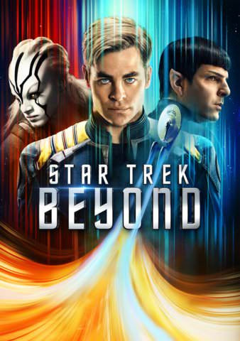 Star Trek: Beyond HDX UV - Digital Movies