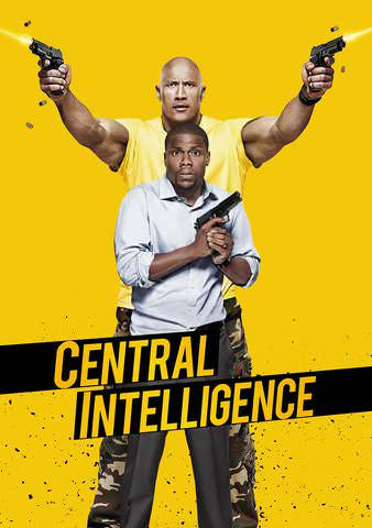 Central Intelligence 4K UHD UV